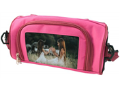 photo insert lunch box pink