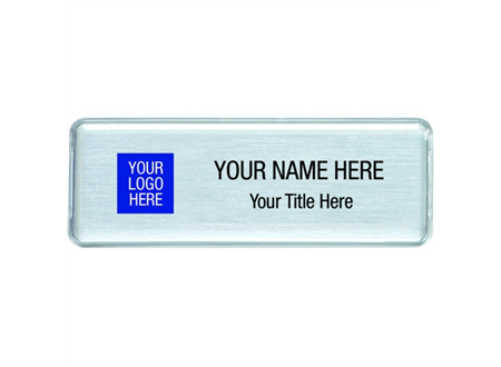 ID Name Badges -  32 inserts
