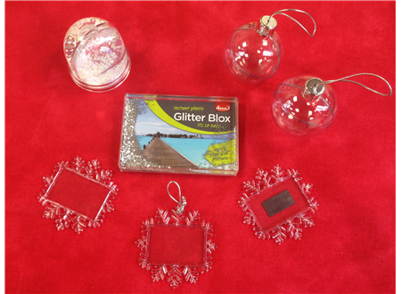 Christmas Photo Gift Package