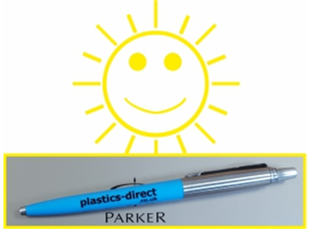 Free Parker pen with orders over £50 ex VAT