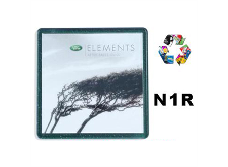 N1R Recycled Coaster 90x90mm