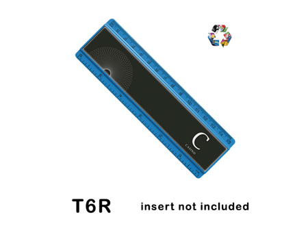 T6R Recycled Ruler 15cm