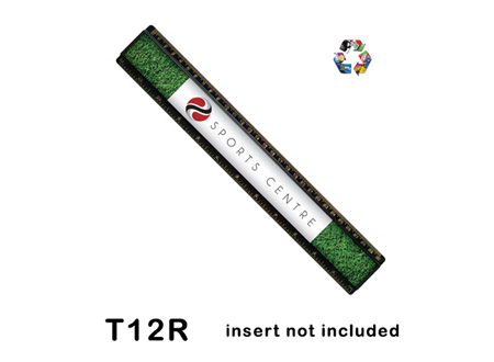 T12R Recycled Ruler 30cm