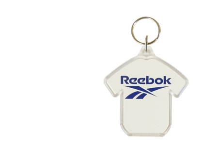 T-Shirt Keyrings 64x61mm