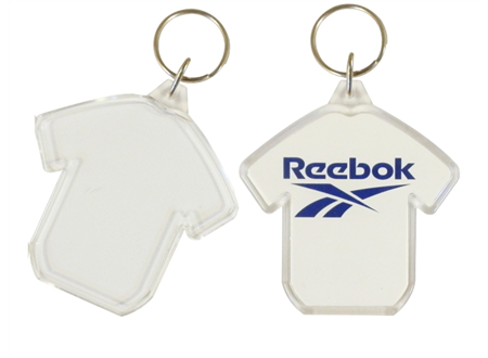 Combo T-Shirt Shaped Keyrings