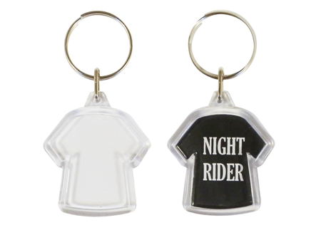 Mini T Shirt Keyrings