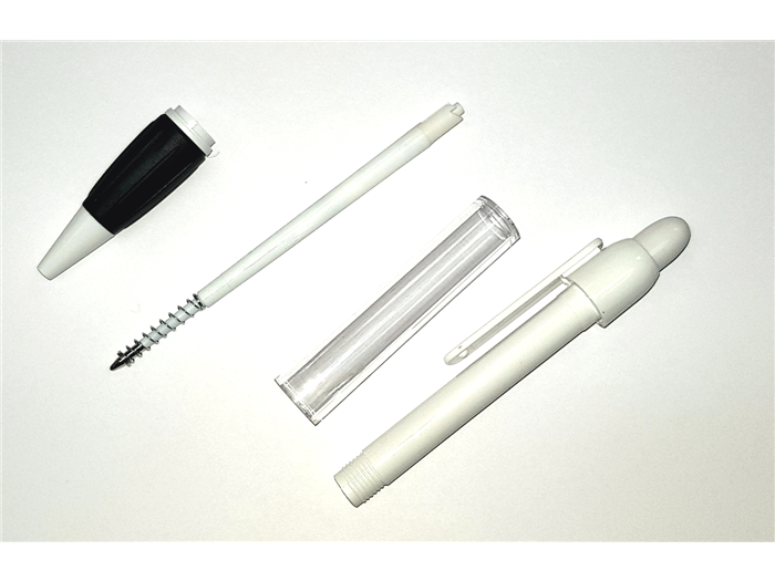 IP pen unassembled components