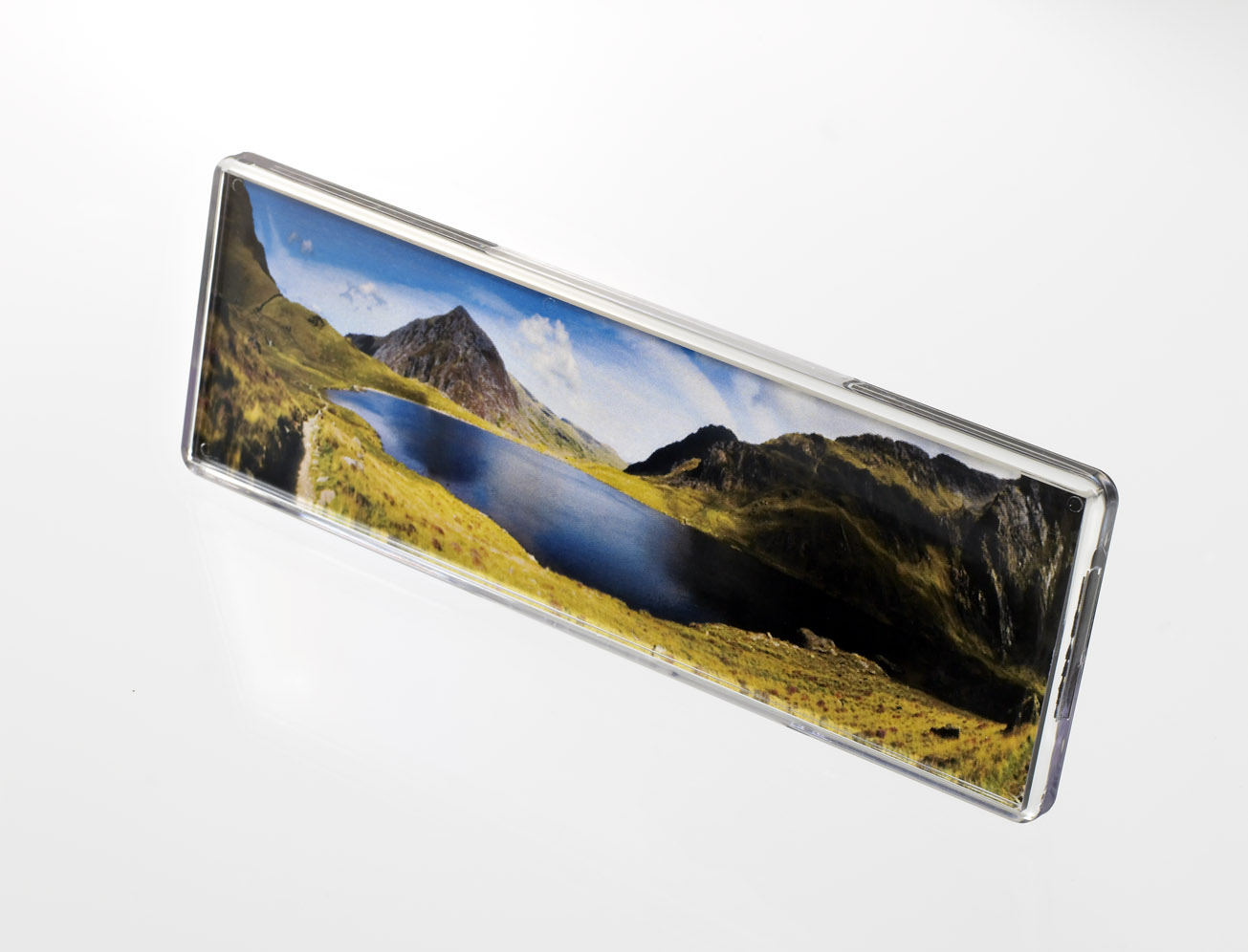 FW02 landscape fridge magnet photo mount